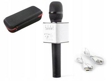 Mikrofon Bezprzewodowy Karaoke GŁoŚnik Bluetooth - Czarny-XREC