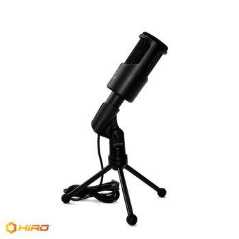 Mikrofon komputerowy HIRO Milo, USB-NTT