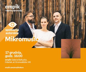 Mikromusic   Empik Galeria Bałtycka
