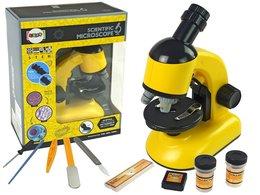 Mikroskop Dla małego Naukowca Zestaw Edukacyjny
