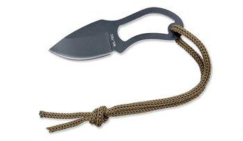 Mil-Tec, Nóż na szyję, Neck Knife, 9cm, 15398100-Mil-Tec
