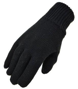 Mil-Tec Rękawice Zimowe Thinsulate Czarne - Czarny - M-Mil-Tec