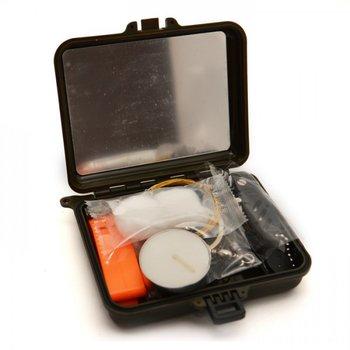 Mil-Tec, Zestaw przetrwania, Survival Kit Box (9799), 14 elem. -Mil-Tec