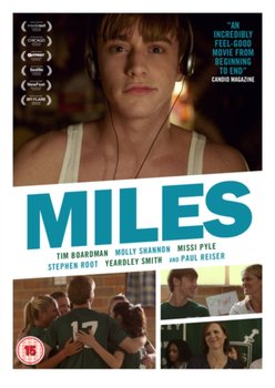 Miles (brak polskiej wersji językowej)-Adloff Nathan