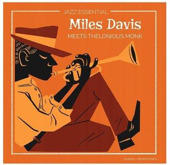 Miles Davis meets Thelonoius Monk-Davis Miles
