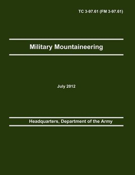 Military Mountaineering-Headquarters Department Of The Army