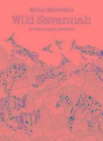 Millie Marotta's Wild Savannah Postcard Box-Marotta Millie
