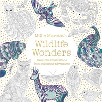 Millie Marotta's Wildlife Wonders - Marotta Millie