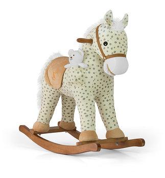Milly Mally, koń na biegunach Pony Gray Dot-Milly Mally