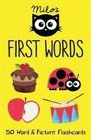 Milo's First Words Flashcards - Williamson Faye