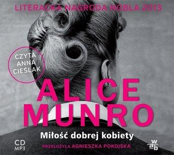 Miłość dobrej kobiety-Munro Alice