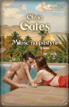 Miłość na pustyni-Gates Olivia
