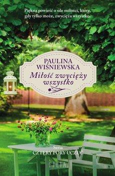 Miłość zwycięży wszystko-Wiśniewska Paulina