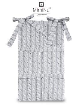 MimiNu by Kieczmerski, Sweterek duży, Przybornik pionowy, Sweterek duży, Bawełna, 40x70 cm-MimiNu by Kieczmerski