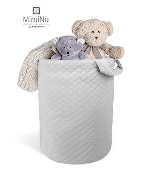 MimiNu by Kieczmerski, Worek/Torba na zabawki, Szary-MimiNu by Kieczmerski