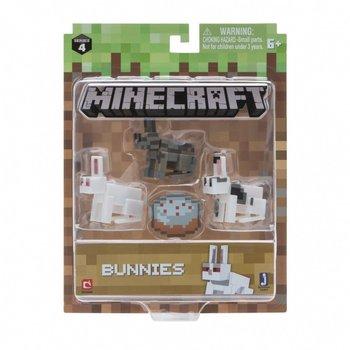 Minecraft, figurki Zestaw królików-TM Toys