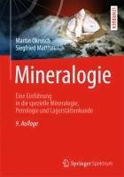 Mineralogie-Okrusch Martin, Matthes Siegfried