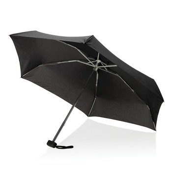 Mini parasol manualny Swiss Peak Czarny-SWISS PEAK