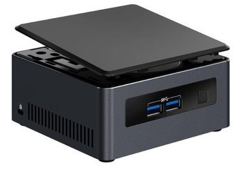 Mini PC INTEL Barebone NUC7I5DNH2 vPro, i5-7300U - Intel