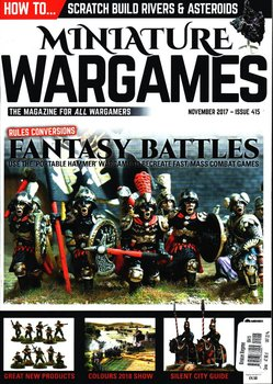 Miniature Wargames [GB]