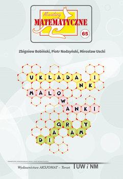 Miniatury matematyczne 65. Układanki, malowanki, diagramy-Bobiński Zbigniew, Nodzyński Piotr, Uscki Mirosław
