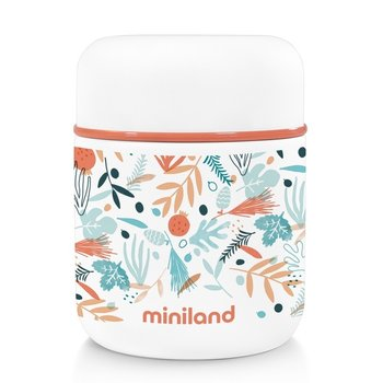 Miniland, Termos do posiłków, Śródziemnomorski, 280 ml-Miniland
