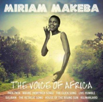Miriam Makeba The Voice of Africa-Makeba Miriam