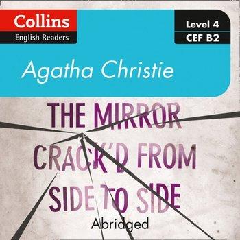 mirror crack'd from side to side: Level 4 - upper- intermediate (B2) (Collins Agatha Christie ELT Readers)-Christie Agatha