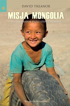 Misja Mongolia-Treanor David