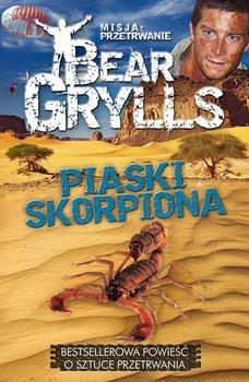 Misja: Przetrwanie. Piaski skorpiona                      (ebook)