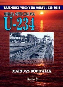 Misja specjalna U-234-Borowiak Mariusz