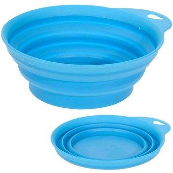Miska dla psa GET-IT, niebieska, 450 ml-GET-IT