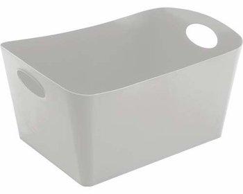 Miska łazienkowa KOZIOL Boxxx, szary, rozmiar L-Koziol