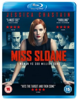 Miss Sloane (brak polskiej wersji językowej)-Madden John