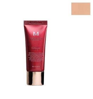 Missha, M Perfect Cover, krem BB wielofunkcyjny 21 Light Beige, SPF 42, 20 ml-Missha