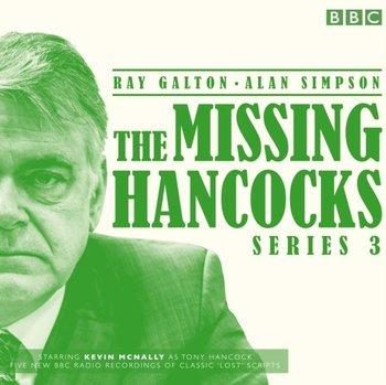 Missing Hancocks: Series 3-Galton Ray, Simpson Alan