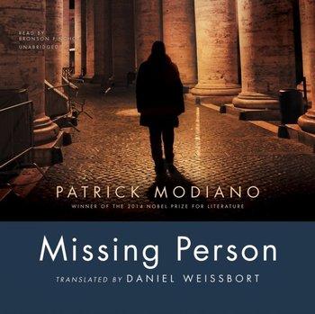 Missing Person-Modiano Patrick