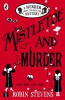 Mistletoe and Murder-Stevens Robin