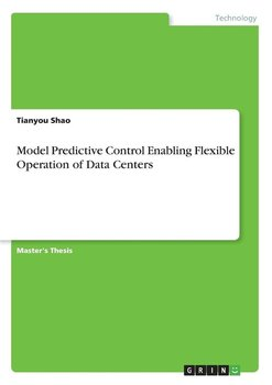 Model Predictive Control Enabling Flexible Operation of Data Centers-Shao Tianyou