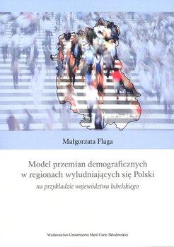 Model przemian demograficznych w regionach wyludniających się Polski na przykładzie województwa lubelskiego-Flaga Małgorzata