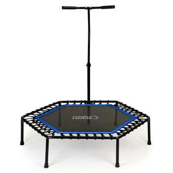 Modernhome, Trampolina fitness z uchwytem domowa do ćwiczeń, niebieski-ModernHome