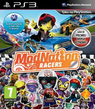 ModNation Racers - United Front Games