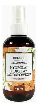 Mohani, hydrolat z drzewa sandałowego, 100 ml-MOHANI