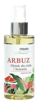 Mohani, olejek do ciała i masażu Wild Garden Arbuz, 150 ml -MOHANI