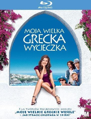Moja wielka grecka wycieczka Blu-Ray