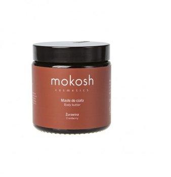 Mokosh, Body Butter, Cranberry, masło do ciała Żurawina, 120 ml-Mokosh