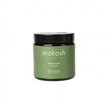 Mokosh, Body Butter, Melon & Cucumber, masło do ciała Melon z Ogórkiem, 120 ml-Mokosh