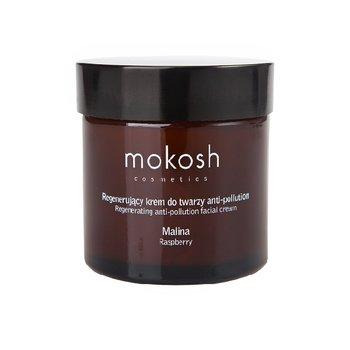Mokosh, regenerujący krem do twarzy anti-pollution Malina, 60 ml-Mokosh