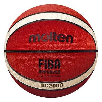Molten, Piłka do koszykówki, B5G2000, brązowy, rozmiar 5-Molten