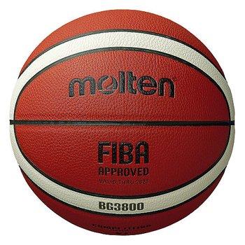 Molten, Piłka do koszykówki, B7G3800, brązowy, rozmiar 7-Molten